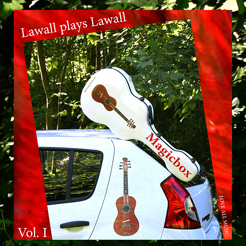 Cover_Lawall plays Lawall I
