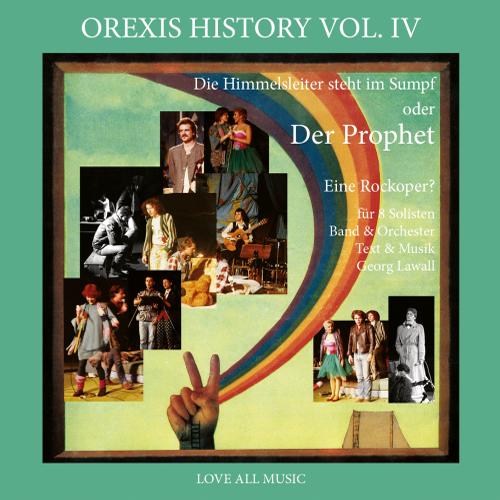 OREXIS HISTORY Vol. IV - Der Prophet