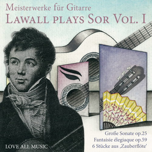 Lawall plays Sor Vol. I