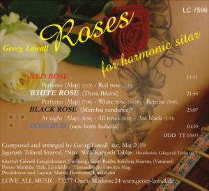 Roses, Inlay