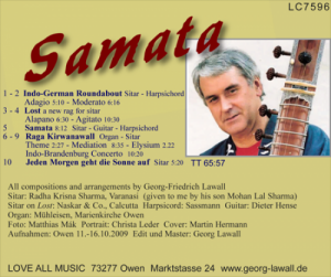 SAMATA, Inlay