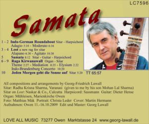 SAMATA, Inlay