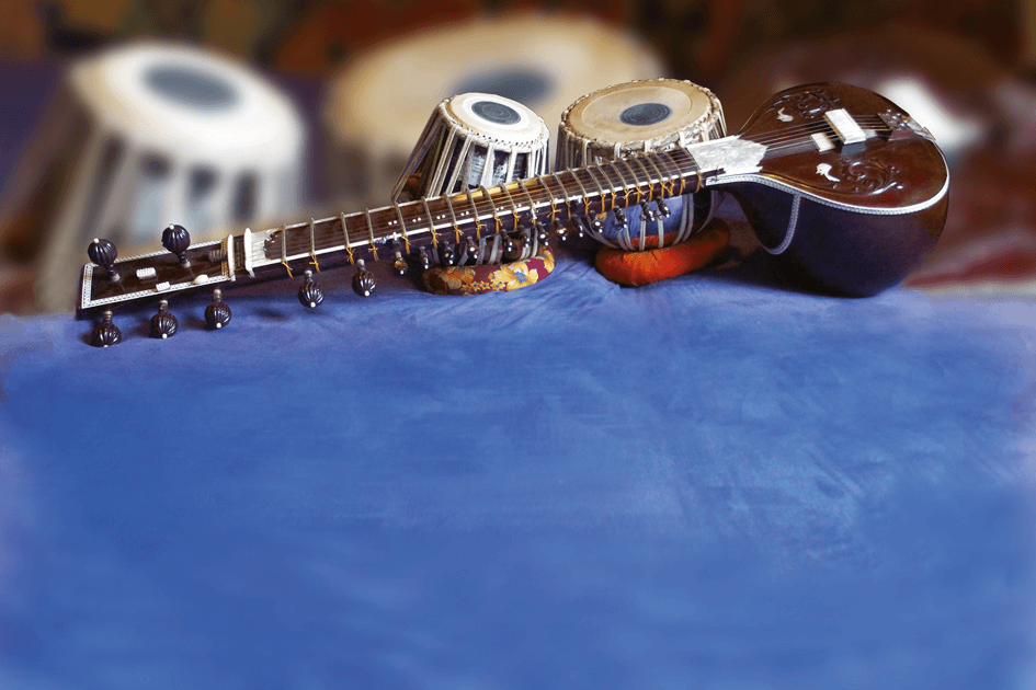 Music with Sitar
