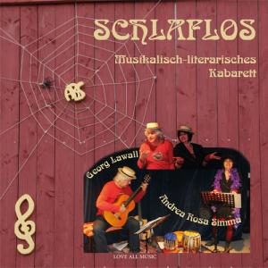 Schlaflos - Musikalisch-literarisches Kabarett