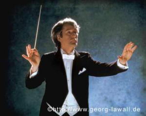 Georg Lawall als Dirigent