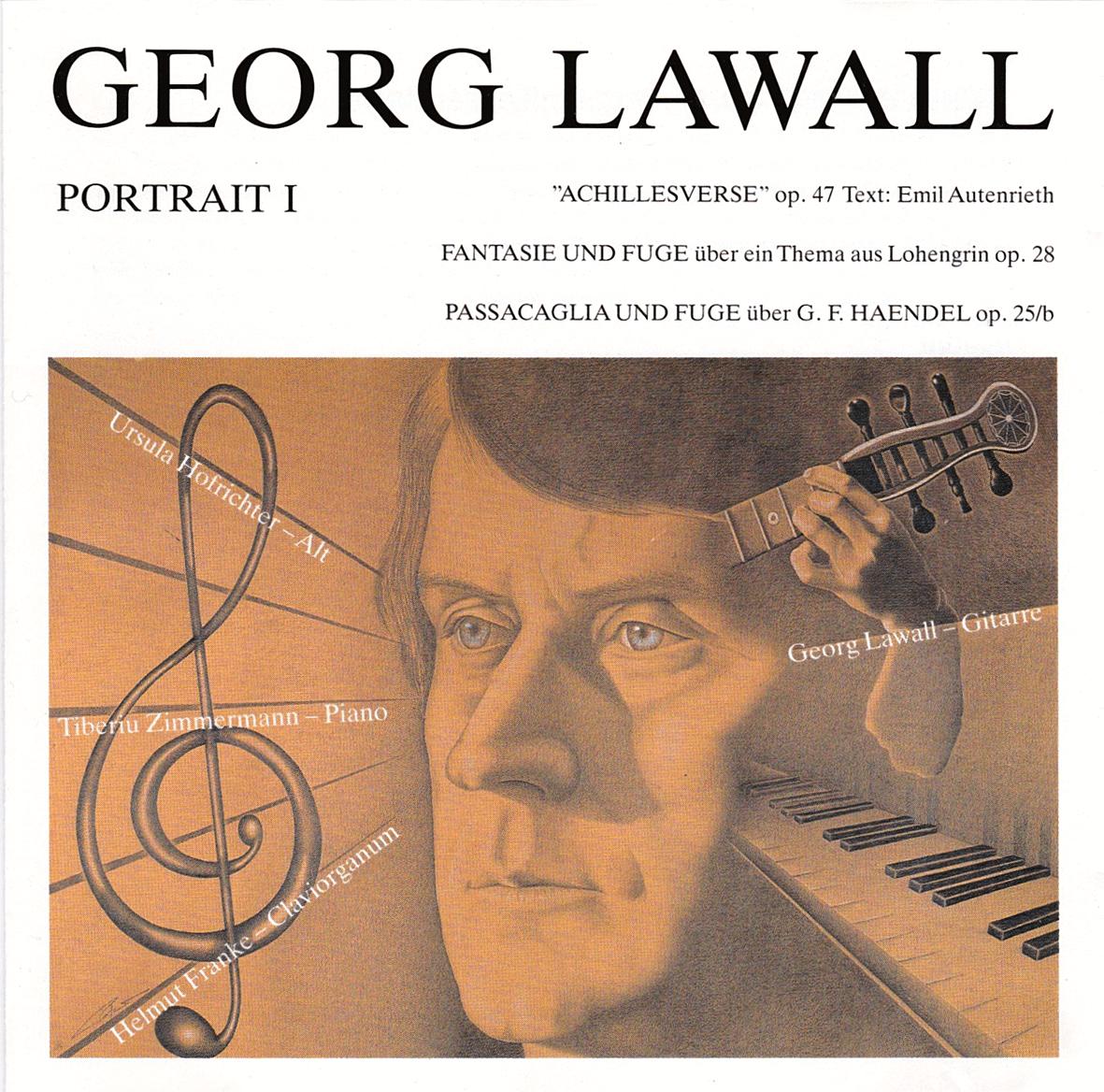 Lawall, Portrait I