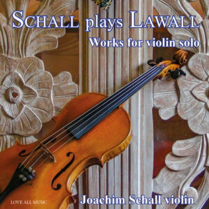 Schall plays Lawall Cvoer